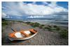 Boat and beach (leo.roos) Tags: oostzee balticsea boat boot beach löderup strandbadscamping campsite a900 minolta minolta173535 minoltaaf1735mmf35g amount sweden zweden zwedenaugustusseptember2011 darosa leoroos skånelän skane