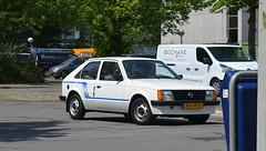 1984 Opel Kadett D KV-14-YJ (Stollie1) Tags: 1984 opel kadett d kv14yj arnhem