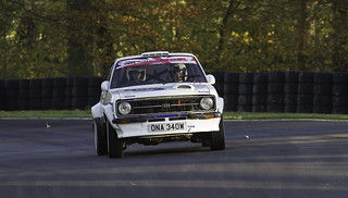Ian Woodhouse-Jason Leaf Ford Escort MkII