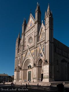 Orvieto - Il Duomo in cartolina