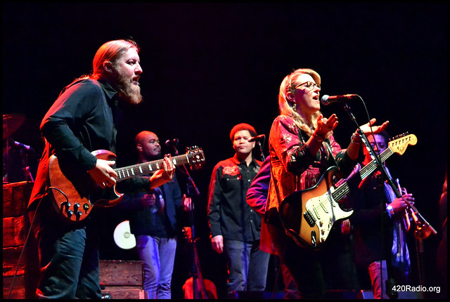 Tedeschi Trucks Band - Keller Auditorium - Portland, OR - 11/3/17