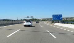 A-23-76 (European Roads) Tags: a23 huesca zuera zaragoza españa aragón spain autovía