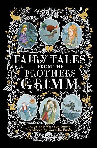The Brothers Grimm book fan photo