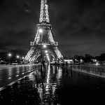 The Eiffel Tower after the rain thumbnail