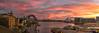 Sunrise Over Sydney Harbour (Ray Jennings AU) Tags: nikond810 sydneyharbour sydneyoperahouse sunrise panorama sigma50mm14 rayjennings