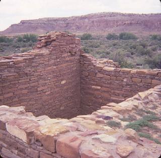 Pueblo Bonito - Chaco Culture National Historic Park