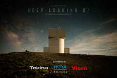 Keep Looking Up (Christophe_A) Tags: keeplookingup timelapse milky way night sky nightscape film christophe christopheanagnostopoulos christopheanagno wwwchristopheanagnocom hoya tokina vixen mountain greece project