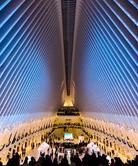 Oculus (ArmyJacket) Tags: oculus 911 worldtradecenter newyorkcity newyork metro subway train station architecture memorial modern wtc