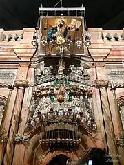 92 - Szent Sír a Szent Sír templomban / Boží hrob v Bazilike Božieho hrobu