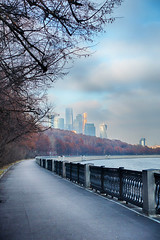 Running route along the river (Varvara_R) Tags: architecture building city citylife cityscape downtown dramatic dramaticsky explore gloomysky moody moodysky moodyweather moscou moscow moskau nopeople perspective russia russland scene scenery scenic sky street travel water weather sonycybershotdscrx100iii sonyrx100m3 sonyrx100iii sonyrx100 sonydscrx100m3