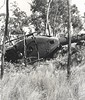 Huey A2-295 crash (Dulacca.trains) Tags: a2295 uh1h iroquois huey helicopter raaf airforce highrange townsville 20apr77 australia aircraft australian aussie adf 35sqn 35squadron