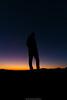 The Giant (Nicola Pezzoli) Tags: colors sunset sky firesky blue italy bergamo leffe peia poiana val gandino seriana nature giant gradient silhouette man