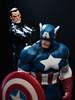 Punisher & Captain America | Statue | Bowen Designs (leadin2) Tags: statue marvel bowendesigns bowen designs comics eos m6 canon 2017 canonefs35mmf28macroisstm punisher frank castle captain america steve rogers