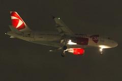 OK-NEN / Airbus A319-112 / 3436 / CSA Czech Airlines (A.J. Carroll (Thanks for 1 million views!)) Tags: oknen airbus a319112 a319100 a319 319 3436 cfm565b6p csaczechairlines gmce 49d093 london heathrow lhr egll 27r skyteam
