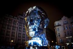 Kafka Monument Prag