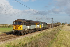 DCR 56301, 56303. (scud153) Tags: type5 brushtype5 coco grid class56 56301 56303 dcr devoncornwallrailway 6z17 royston hertfordshireuk