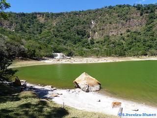 Laguna Alegria Lake, El Salvador