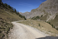 down to the valley (crazyhorse_mk) Tags: colduparpaillon hautesalpes westernalps alps france landscape nature dirtroad gravelroad valley mountain 4x4 4wd