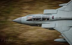 Having a look (Mark Lynham) Tags: tornado gr4 raf military aviation jet aircraft plane marham low