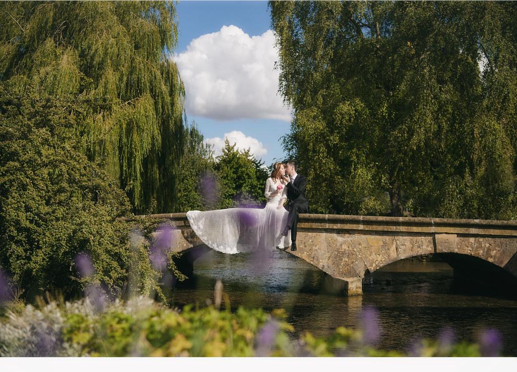 倫敦婚紗 水上柏頓婚紗拍攝 禮服: Toris Wedding