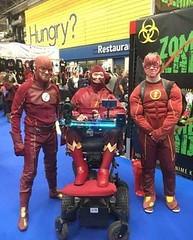 Speedsters unite!