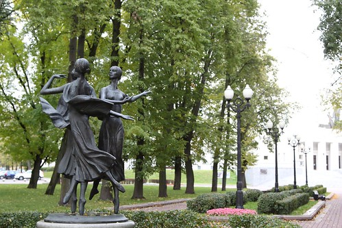 Минск - Национальный академический Большой театр оперы и балета