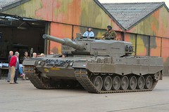 """Leopard 2A4 1 • <a style=""""font-size:0.8em;"""" href=""""http://www.flickr.com/photos/81723459@N04/24721482988/"""" target=""""_blank"""">View on Flickr</a>"""