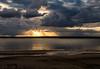 Banksia Beach sun setting (Antony Allison) Tags: birds bribieisland lorikeets