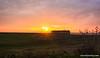 sunset at düğüncübaşı (smlgndz7) Tags: sunset akşam evening günbatımı gün batımı bulutlar cloud clouds red kızıl sky gökyüzü ev manzara landscape türkiye turkey lüleburgaz trakya