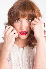 Melania Moya dresses (Malaspina / SPH) Tags: redair dresses owndesing photographer pelirroja redhead light picoftheday photography photoshoot moda fashion sordoph ropa dress sony sonyalpha sweat sonya99 studio style girl