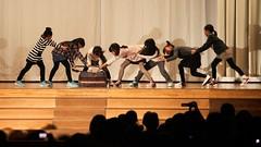 3rd grade girls - School play 2017. (MIKI Yoshihito. (#mikiyoshihito)) Tags: school play 2017 schoolplay2017 学習発表会 学芸会 3rdgradestudents 小学校 3年性 小学生 3rdgrade students