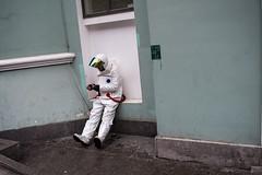 San Petersburgo, Rusia (pslachevsky) Tags: regióndeleningrado rusia saintpetersburg sanpetersburgo astronauta cosmonauta publicidad