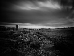 Carrick (stephen cosh) Tags: blackandwhite dunure hasselbladx1d hasselbladxcd45mm landscape leefilters longexposure mediumformat monochrome scotland stephencosh