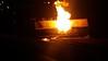 Carreta de combustível pega fogo na BR-153 e trânsito é desviado perto de Araporã, MG (portalminas) Tags: carreta de combustível pega fogo na br153 e trânsito é desviado perto araporã mg