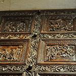 Vantaux (1214) de la cathédrale St Domnius,  Split, comitat de Split-Dalmatie, Croatie. thumbnail