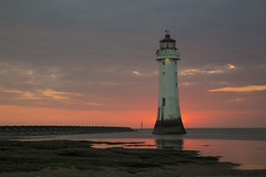 Perch Rock Lighthouse (David Chennell - DavidC.Photography) Tags: wirral merseyside perchrocklighthouse lighthouse