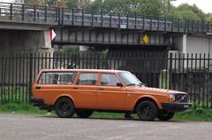 1976 Volvo 245 L (rvandermaar) Tags: 1976 volvo 245 l 240 volvo245 volvo240 estate sidecode3 76mg42 rvdm