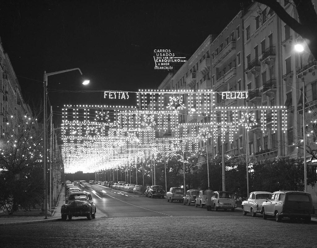 Av. Guerra Junqueiro, Lisboa (A. Serôdio, 1959)