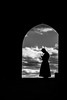 In Prayer (six28fifty) Tags: bw priest religious spiritual praying prayingpriest silhouette prayer clouds nikon d7200