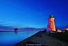 port dalhousie lighthouse (Rex Montalban Photography) Tags: rexmontalbanphotography bluehour lighthouse portdalhousie