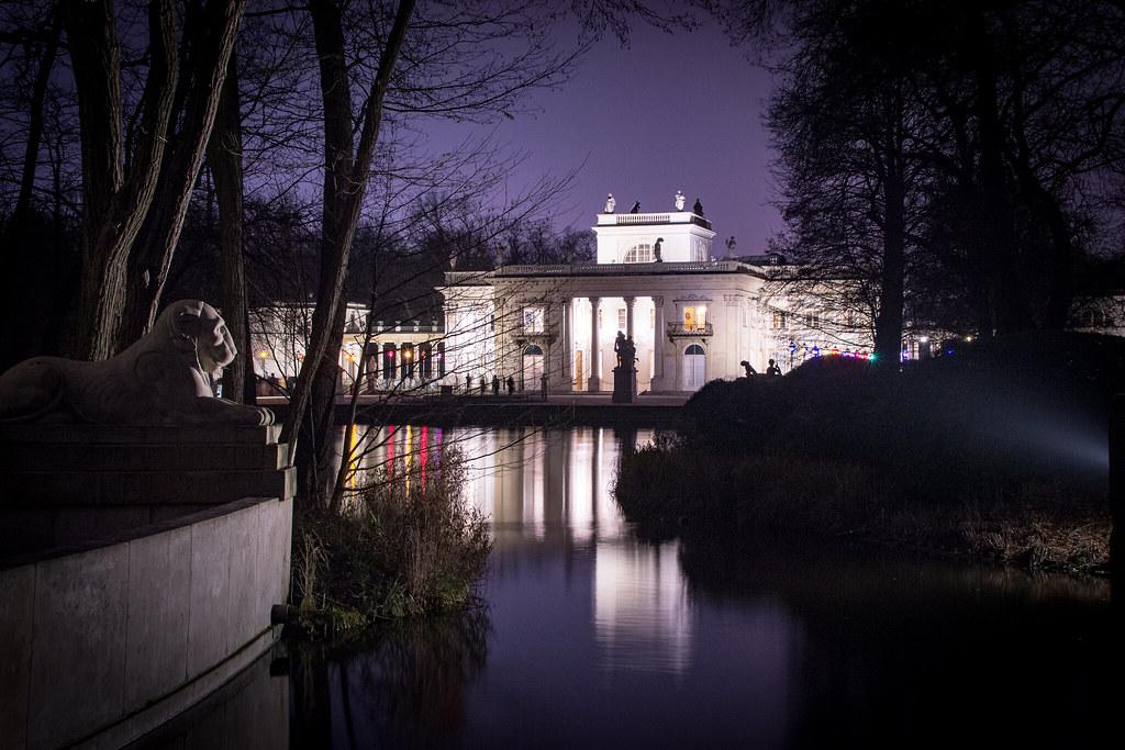 The Worlds Best Photos Of Jesień And łazienki Flickr Hive