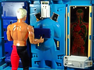 Mattel – The Ultimate Man of Adventure – AKA Mattel's Answer to Kenner's SMDM – AKA Jump on the Bandwagon! – Pulsar – Life Systems Centre – Behind the Scene