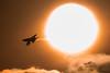 Sun Flare Tornado (Steve Cooke-SRAviation) Tags: 15sqn panavia raf 500mm tornadogr4 stevecooke marham lightningll tornado sraviation 31sqn canon 100400mm 5d4 tonka