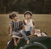 The Natural (Kathy Macpherson Baca) Tags: people kids portrait children olddays antiques fun play canon goodolddays humans