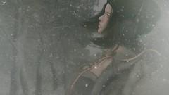 Yeriak~This is me... (Skip Staheli *FULLY BOOKED*) Tags: skipstaheli secondlife sl avatar virtualworld dreamy digitalpainting winter fur headphone snow snowflakes yeriakcouturier girl cute