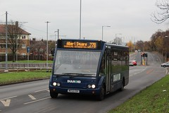 Diamond Bus North West MX54KXV (Mike McNiven) Tags: manchester rotala diamondbus hollyhedgeroad wythenshawe reddish solo