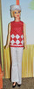 Red and White (toomanypictures1) Tags: ooakclothes francie casey mattel reproduction bells