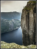 Paseando por Noruega: Preikestolen (edomingo) Tags: edomingo olympusomdem5 mzuiko1240 noruega preikestolen púlpito lysefjord