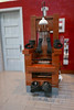 Lego Electric Chair - atana studio (Anthony SÉJOURNÉ) Tags: lego electric chair texas execution room brick afol moc creator atana studio anthony séjourné