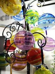Christmas ball balls (RichardSWong) Tags: christmas ornaments colours huaweip10plus artists colourbokeh
